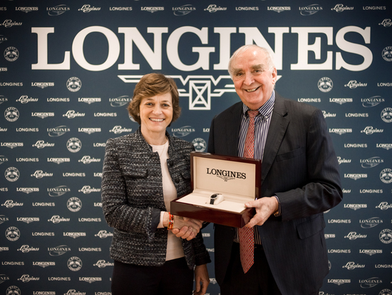 Longines Flat Racing Event: Longines signs a new partnership agreement with the International Federation of Gentlemen and Lady Riders 3