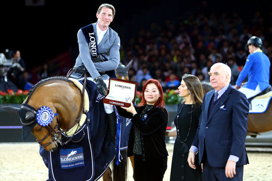 Longines Show Jumping Event: Brilliant moments at the Longines Hong Kong Masters 2014 4
