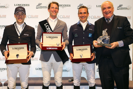 Longines Show Jumping Event: Brilliant moments at the Longines Hong Kong Masters 2014 5