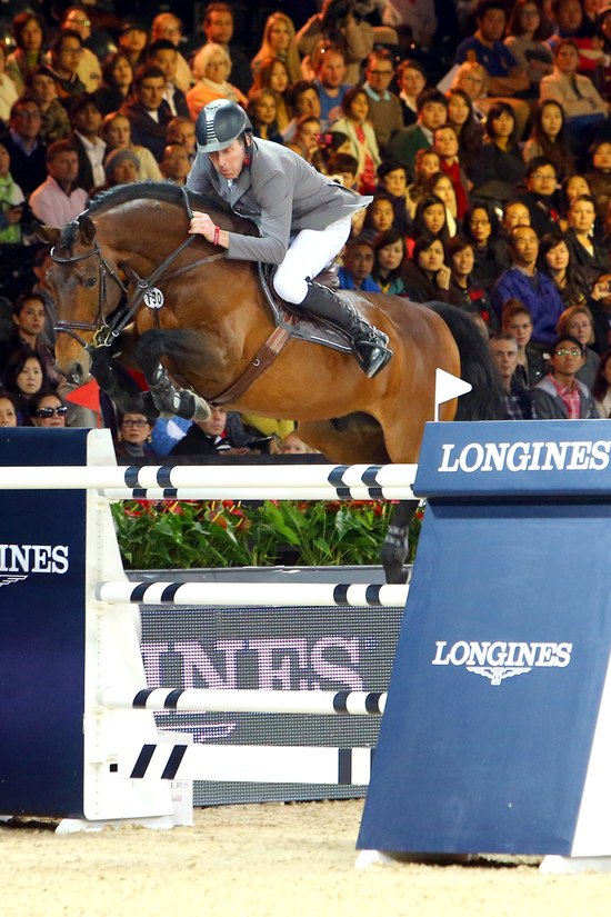 Longines Show Jumping Event: Brilliant moments at the Longines Hong Kong Masters 2014 12