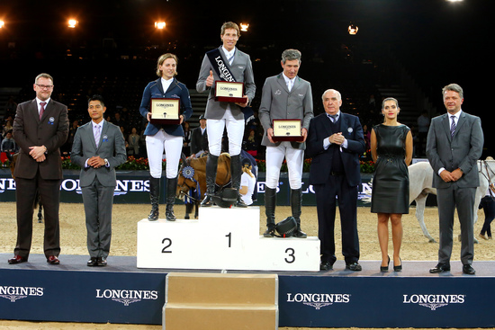 Longines Show Jumping Event: Brilliant moments at the Longines Hong Kong Masters 2014 13