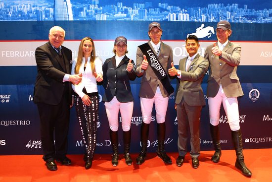 Longines Show Jumping Event: Brilliant moments at the Longines Hong Kong Masters 2014 14