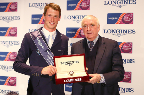 Longines Show Jumping Event: The Longines FEI World Cup™ Jumping Final: a perfect end to the series 2