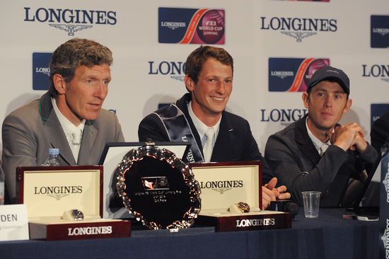 Longines Show Jumping Event: The Longines FEI World Cup™ Jumping Final: a perfect end to the series 7
