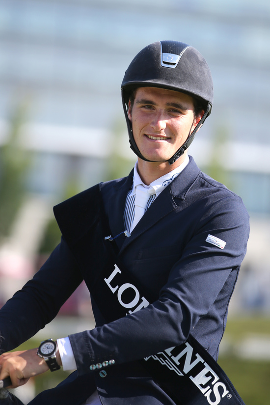 "Longines Show Jumping Event: Excellent results for Switzerland at the ""Longines Grand Prix der Schweiz""  in St. Gallen 2"
