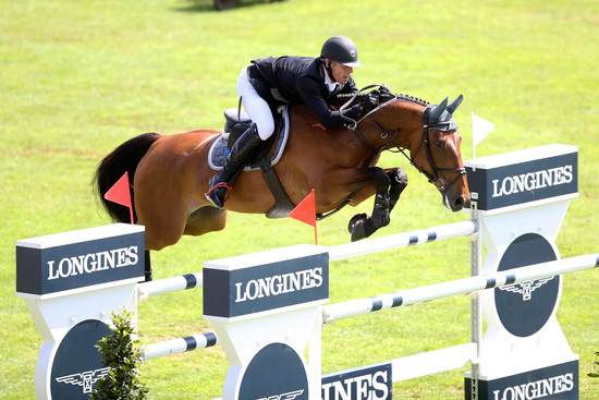 "Longines Show Jumping Event: Excellent results for Switzerland at the ""Longines Grand Prix der Schweiz""  in St. Gallen 4"