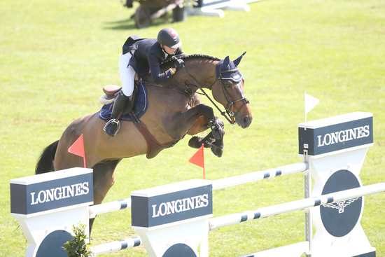 "Longines Show Jumping Event: Excellent results for Switzerland at the ""Longines Grand Prix der Schweiz""  in St. Gallen 7"