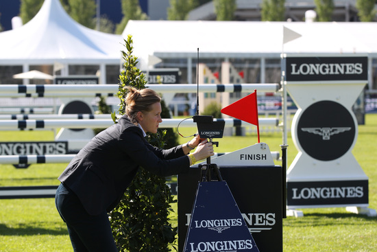 "Longines Show Jumping Event: Excellent results for Switzerland at the ""Longines Grand Prix der Schweiz""  in St. Gallen 8"