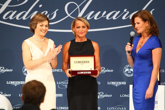 Longines Flat Racing Event: Longines Ladies Awards 2014 – Passion and elegance rewarded 2