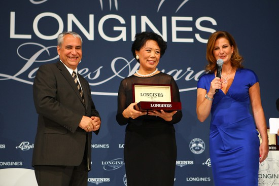 Longines Flat Racing Event: Longines Ladies Awards 2014 – Passion and elegance rewarded 3