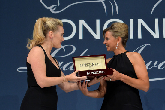 Longines Flat Racing Event: Longines Ladies Awards 2014 – Passion and elegance rewarded 4