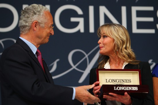 Longines Flat Racing Event: Longines Ladies Awards 2014 – Passion and elegance rewarded 5