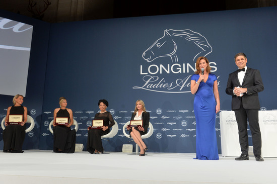 Longines Flat Racing Event: Longines Ladies Awards 2014 – Passion and elegance rewarded 6