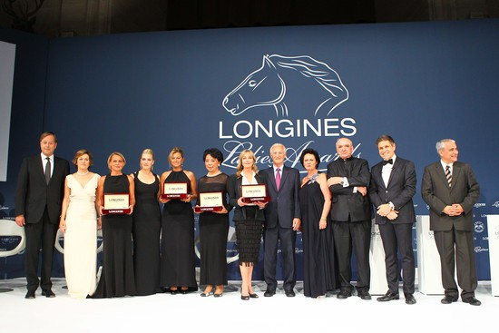 Longines Flat Racing Event: Longines Ladies Awards 2014 – Passion and elegance rewarded 7