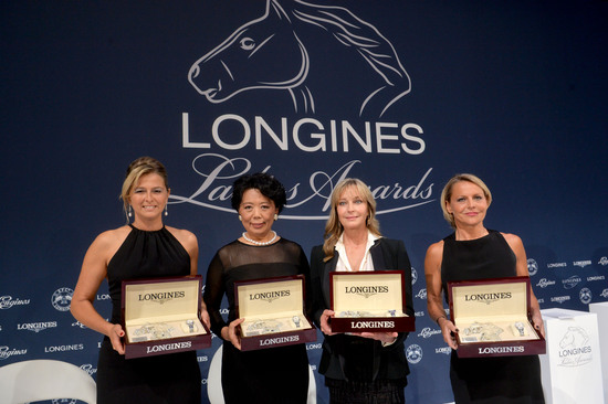 Longines Flat Racing Event: Longines Ladies Awards 2014 – Passion and elegance rewarded 9