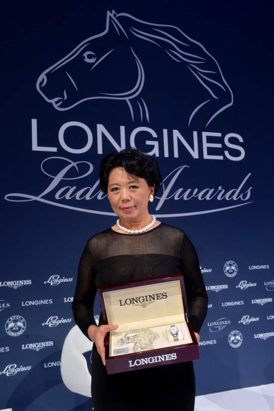 Longines Flat Racing Event: Longines Ladies Awards 2014 – Passion and elegance rewarded 10