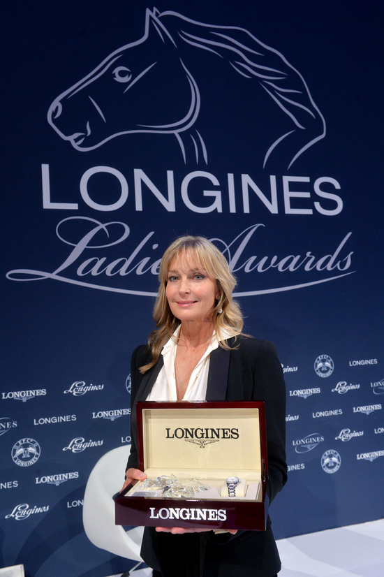 Longines Flat Racing Event: Longines Ladies Awards 2014 – Passion and elegance rewarded 11
