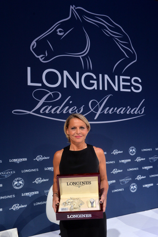 Longines Flat Racing Event: Longines Ladies Awards 2014 – Passion and elegance rewarded 12