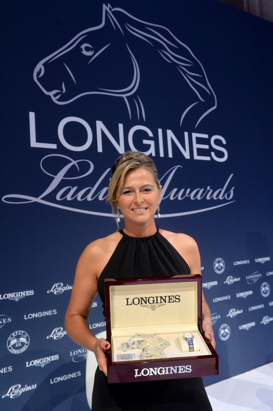 Longines Flat Racing Event: Longines Ladies Awards 2014 – Passion and elegance rewarded 13