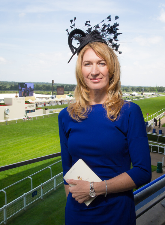 Longines Flat Racing Event: Tennis Legend Stefanie Graf joins Longines at Royal Ascot for an English Day at the Races 1