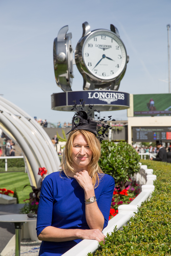 Longines Flat Racing Event: Tennis Legend Stefanie Graf joins Longines at Royal Ascot for an English Day at the Races 2
