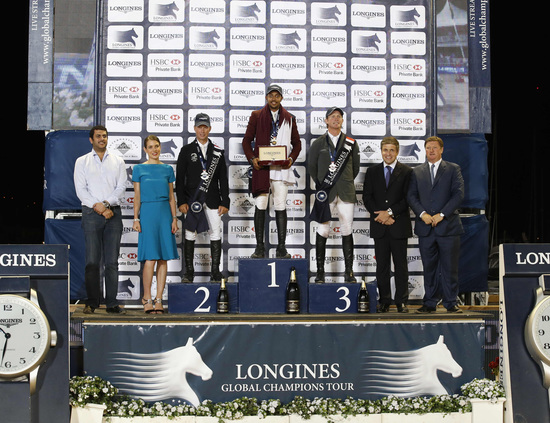 Longines Show Jumping Event: The Longines Global Champions Tour of Monaco: where elegance and performance meet 5