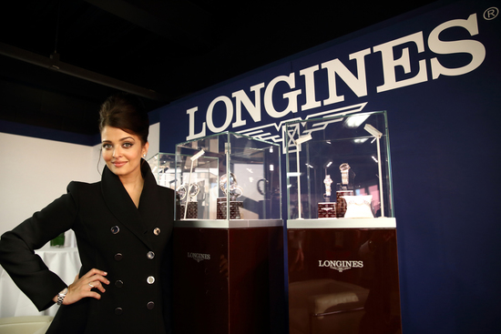 Longines Commonwealth Games Event: Longines Ambassador of Elegance Aishwarya Rai at the Opening Ceremony of Glasgow 2014, the XX Commonwealth Games 4