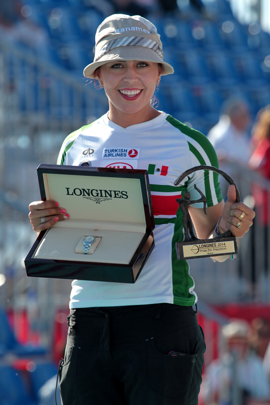 Longines Archery Event: Continuation of partnership between Longines and World Archery and presentation of the 2014 Longines Prize for Precision in Lausanne 2