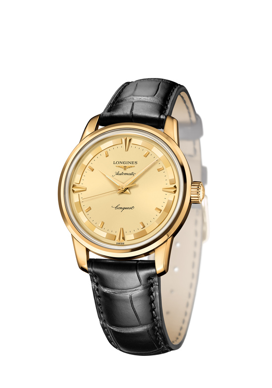 Longines Conquest Heritage 1954-2014 Watch 6