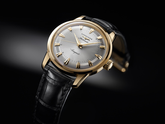 Longines Conquest Heritage 1954-2014 Watch 8