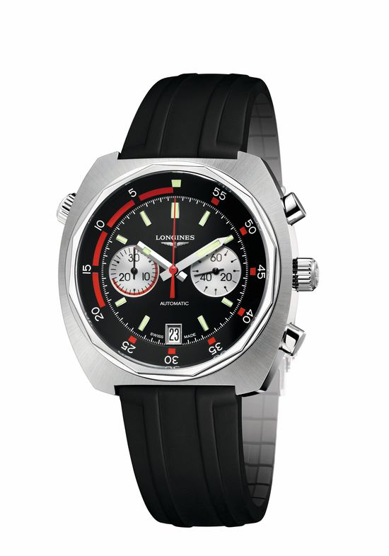 Longines The Longines Heritage Diver Watch 3