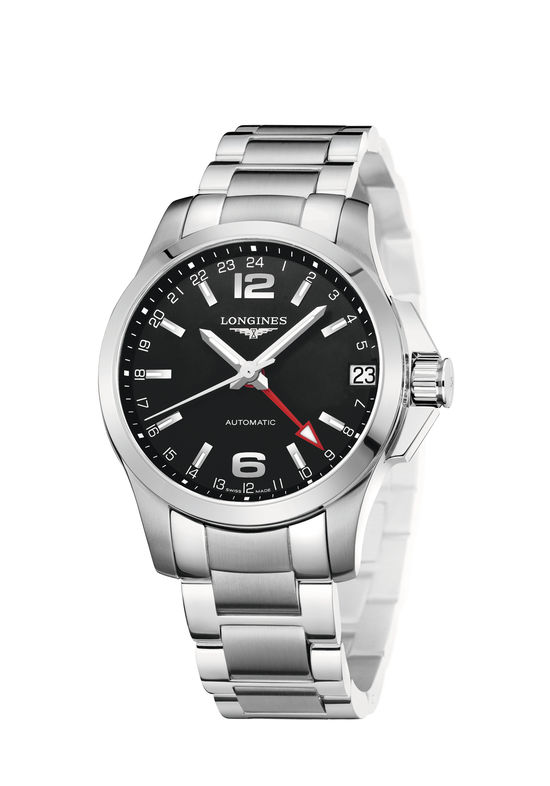 Longines Conquest 24 hours Watch 1