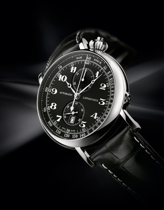 Longines The Longines Avigation Watch Type A-7 Watch 3