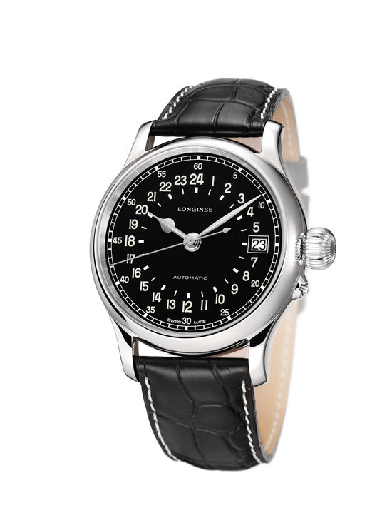 Longines Longines Twenty-Four Hours Watch 1