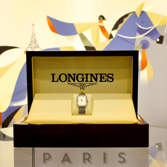 Longines Corporate Event: Longines presented its latest equestrian watch in its new Parisian boutique in the presence of show jumping champions 3