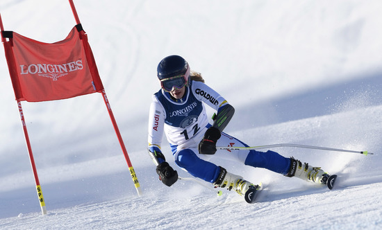 Longines Alpine Skiing Event: LONGINES FUTURE SKI CHAMPIONS - THE BEST YOUNG FEMALE SKIERS 6