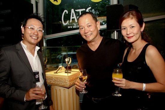 Longines Corporate Event: Longines Master Collection Retrograde, the official watch of CATS 1