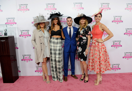 Longines Flat Racing Event: Elegance celebrated in grand style at the 143rd Longines Kentucky Oaks 10