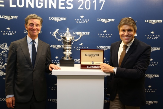 Longines Flat Racing Event: Prix de Diane Longines: The new program of the most elegant equestrian rendezvous offers a whole race weekend  2