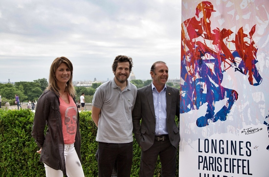 Longines Show Jumping Event: The Longines Paris Eiffel Jumping returns to its iconic location in the very heart of the French capital 2