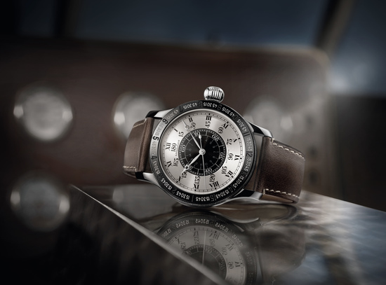 Longines Corporate Event: Longines announces the creation of the Longines Lindbergh Award for an adventurer or pioneer 4