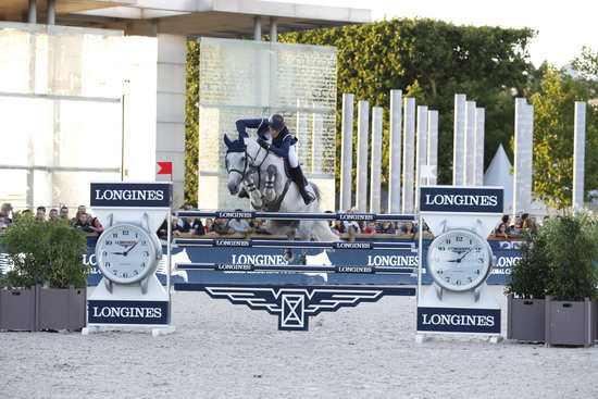 Longines Show Jumping Event: The Longines Paris Eiffel Jumping returned to its iconic location in the very heart of the French capital 2