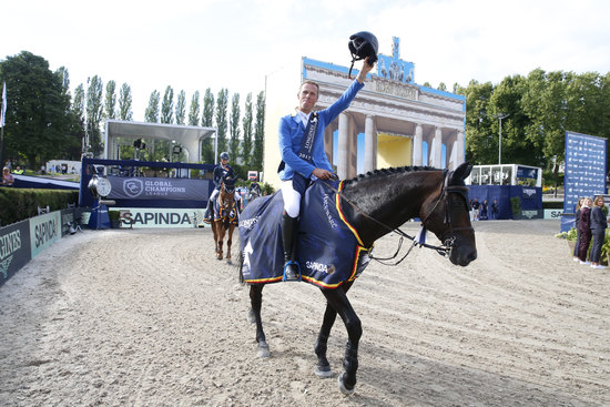 Longines Flat Racing Event: Berlin joined the Longines Global Champions Tour 3