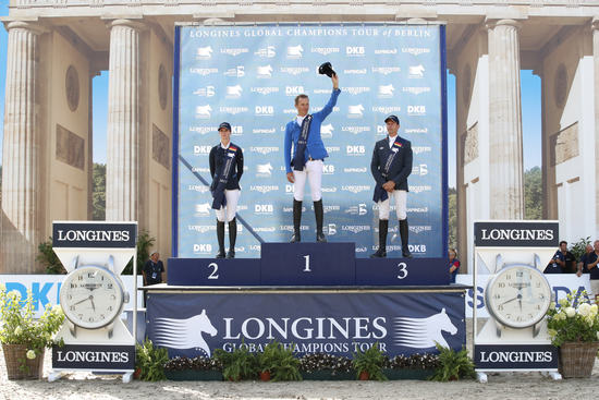 Longines Flat Racing Event: Berlin joined the Longines Global Champions Tour 6