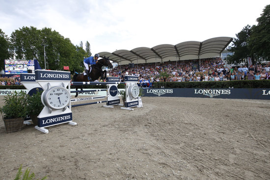 Longines Flat Racing Event: Berlin joined the Longines Global Champions Tour 1