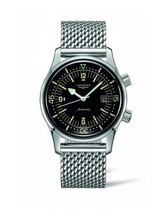 Longines The Longines Legend Diver Watch Watch 2