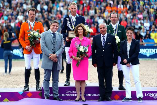 Longines Show Jumping Event: The Longines FEI European Championships: performance at its peak   4