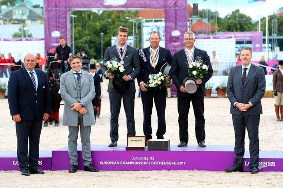 Longines Show Jumping Event: The Longines FEI European Championships: performance at its peak   1