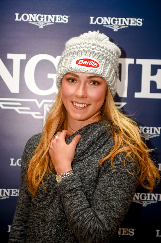 Longines Alpine Skiing Event: Longines' precision to serve the FIS World Cup with the new Conquest V.H.P. model 4