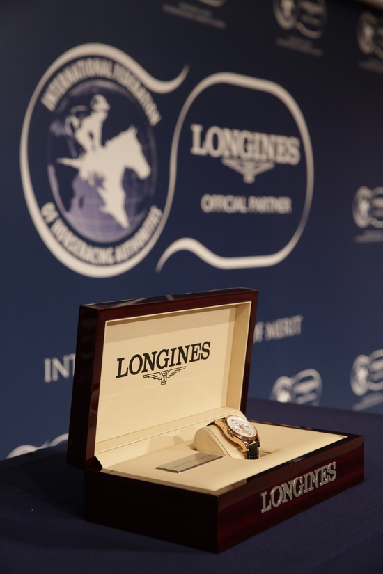 Longines Flat Racing Event: Yutaka Take Receives the 2017 Longines and IFHA International Award of Merit 1